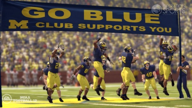 NCAA Football 12 Screenshot #294 for Xbox 360