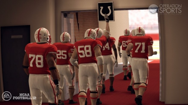 NCAA Football 12 Screenshot #296 for Xbox 360