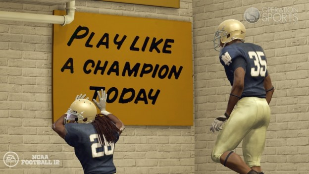 NCAA Football 12 Screenshot #298 for Xbox 360