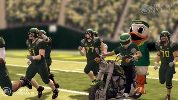 NCAA Football 12 Screenshot #302 for Xbox 360