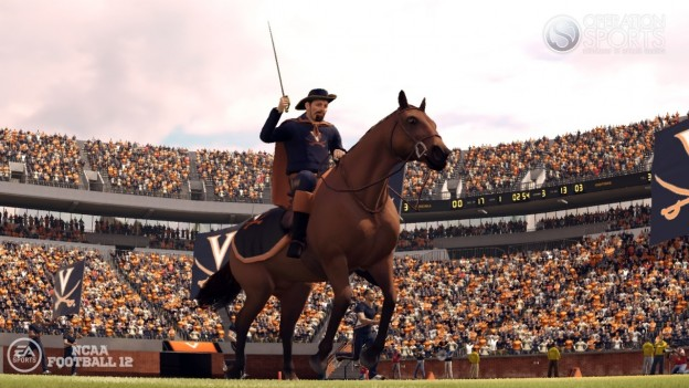 NCAA Football 12 Screenshot #308 for Xbox 360