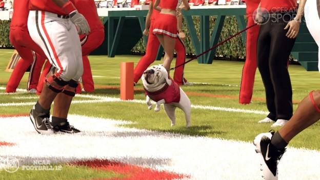 NCAA Football 12 Screenshot #285 for PS3
