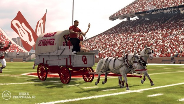 NCAA Football 12 Screenshot #294 for PS3