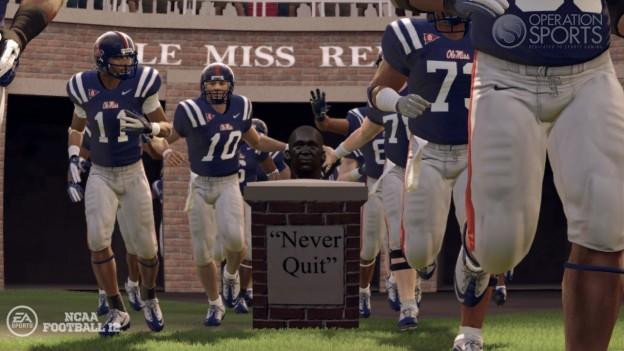 NCAA Football 12 Screenshot #295 for PS3