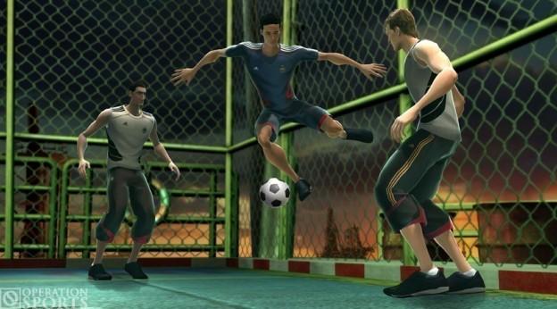 FIFA Street 3 Screenshot #10 for Xbox 360