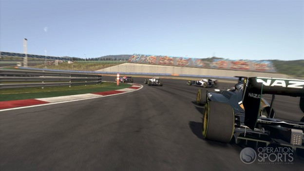 F1 2011 Screenshot #1 for Xbox 360