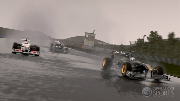 F1 2011 Screenshot #2 for Xbox 360