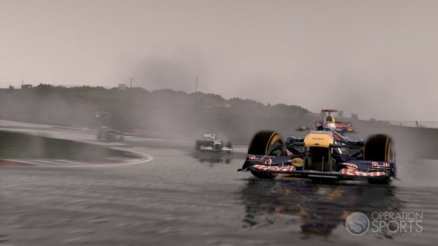 F1 2011 Screenshot #3 for Xbox 360