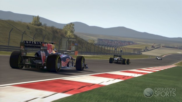 F1 2011 Screenshot #5 for Xbox 360