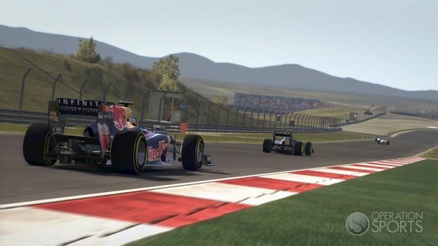F1 2011 Screenshot #5 for Xbox 360