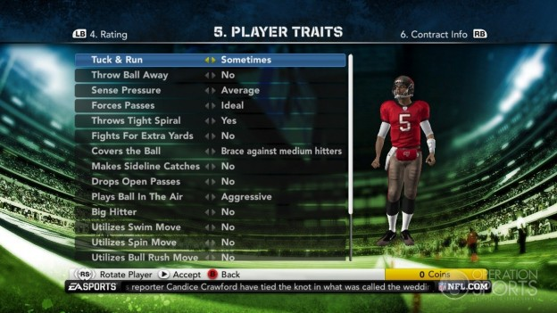 Madden NFL 12 Screenshot #253 for Xbox 360