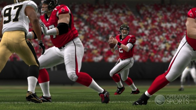 Madden NFL 12 Screenshot #257 for Xbox 360