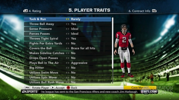 Madden NFL 12 Screenshot #260 for Xbox 360
