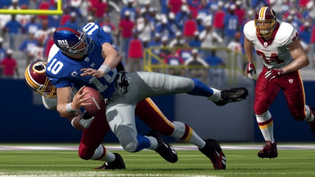 Madden NFL 12 Screenshot #271 for Xbox 360