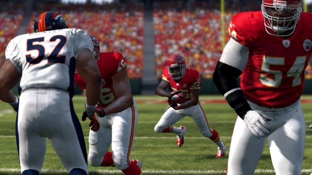 Madden NFL 12 Screenshot #275 for Xbox 360