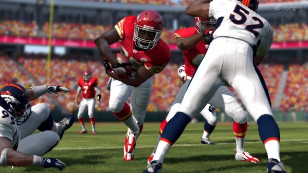 Madden NFL 12 Screenshot #280 for Xbox 360