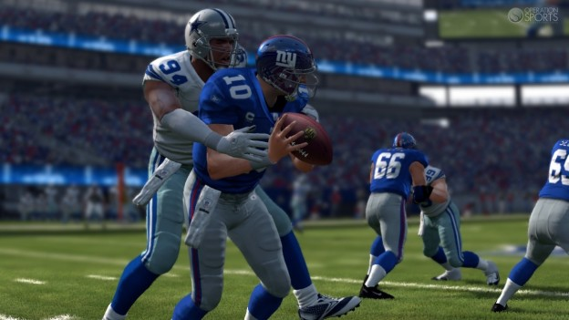Madden NFL 12 Screenshot #283 for Xbox 360