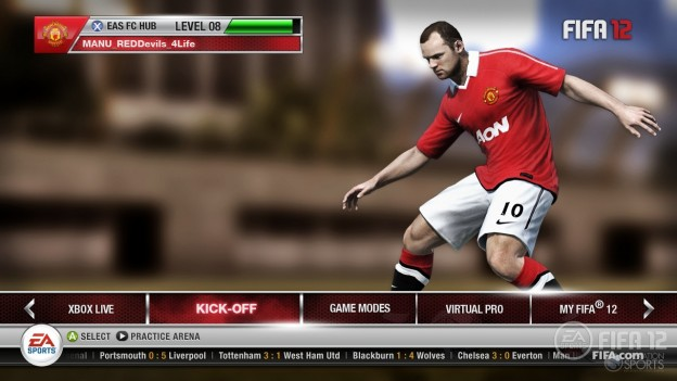 FIFA Soccer 12 Screenshot #35 for Xbox 360