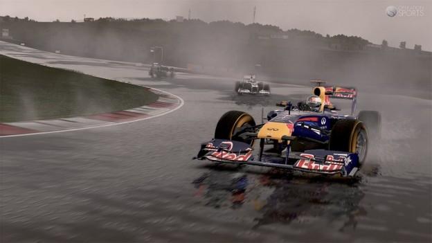 F1 2011 Screenshot #7 for Xbox 360