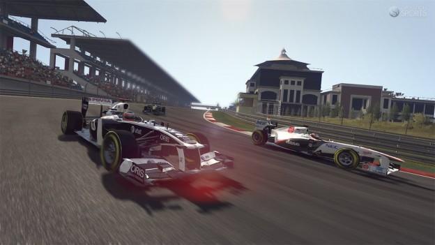 F1 2011 Screenshot #8 for Xbox 360