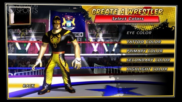 Hulk Hogan's Main Event Screenshot #2 for Xbox 360