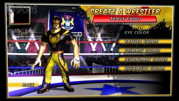 Hulk Hogan's Main Event Screenshot #2 for Xbox 360