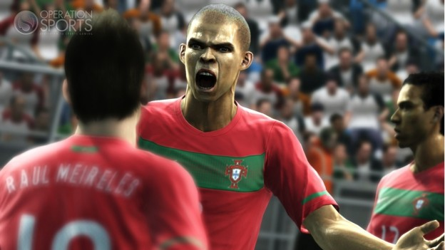 Pro Evolution Soccer 2012 Screenshot #30 for Xbox 360