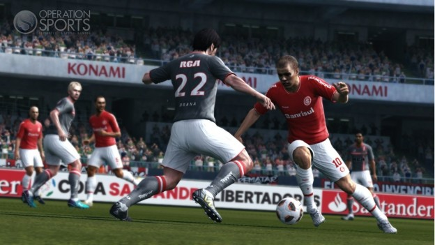 Pro Evolution Soccer 2012 Screenshot #34 for Xbox 360