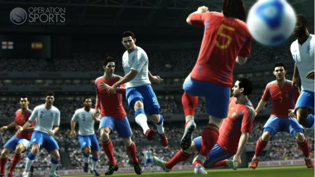 Pro Evolution Soccer 2012 Screenshot #26 for PS3