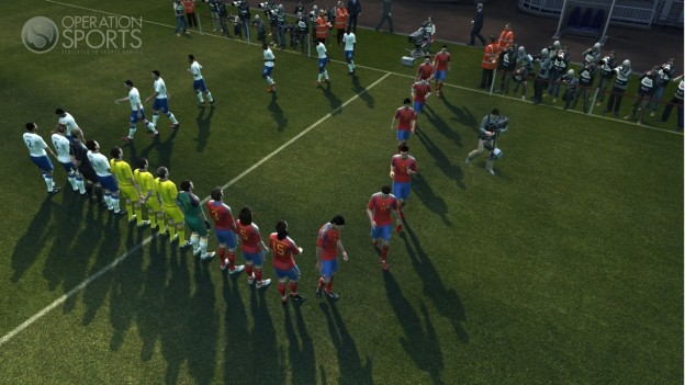 Pro Evolution Soccer 2012 Screenshot #27 for PS3