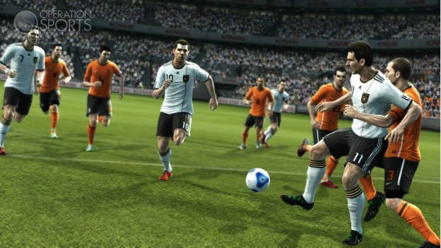 Pro Evolution Soccer 2012 Screenshot #28 for PS3