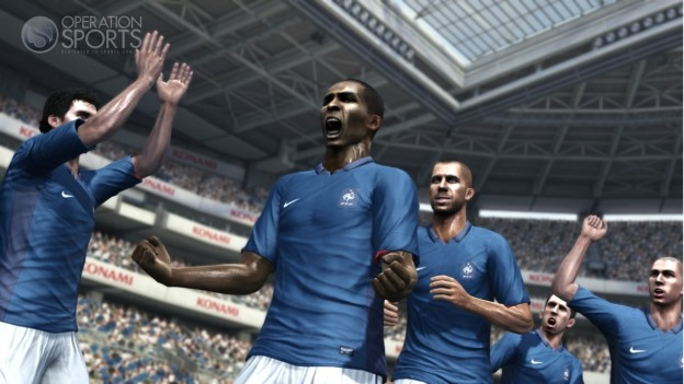 Pro Evolution Soccer 2012 Screenshot #29 for PS3