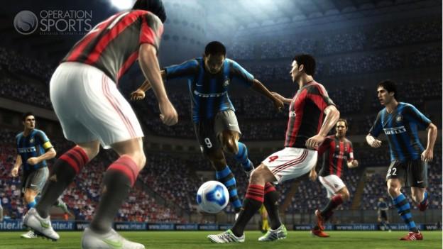 Pro Evolution Soccer 2012 Screenshot #31 for PS3