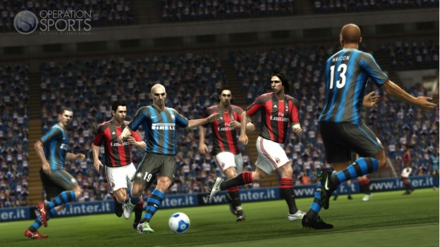 Pro Evolution Soccer 2012 Screenshot #32 for PS3