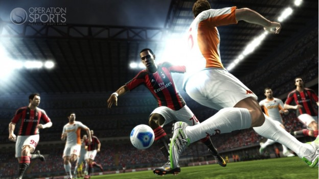 Pro Evolution Soccer 2012 Screenshot #33 for PS3