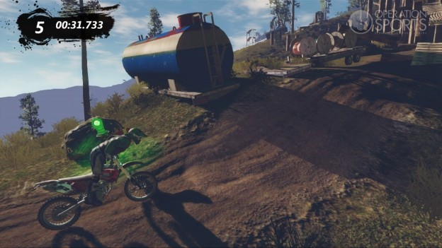 Trials Evolution Screenshot #1 for Xbox 360