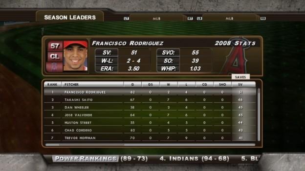 Major League Baseball 2K8 Screenshot #218 for Xbox 360