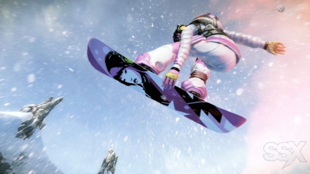 SSX Screenshot #20 for Xbox 360