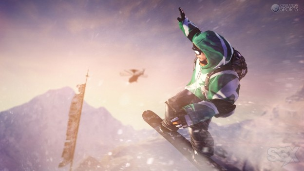 SSX Screenshot #22 for Xbox 360