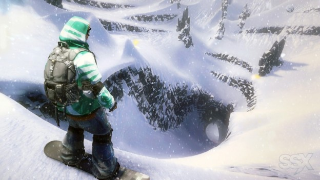 SSX Screenshot #23 for Xbox 360