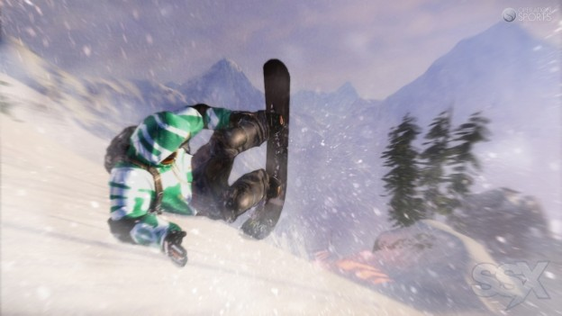 SSX Screenshot #24 for Xbox 360