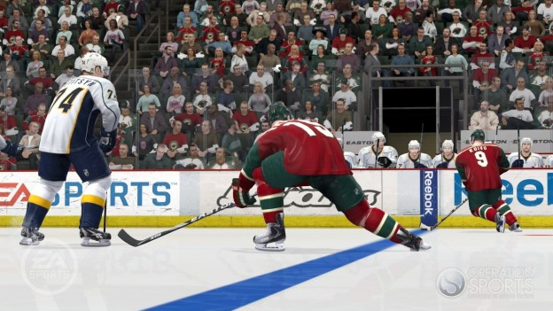 NHL 12 Screenshot #10 for Xbox 360