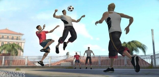 FIFA Street 3 Screenshot #12 for Xbox 360
