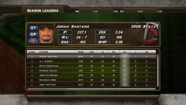 Major League Baseball 2K8 Screenshot #222 for Xbox 360