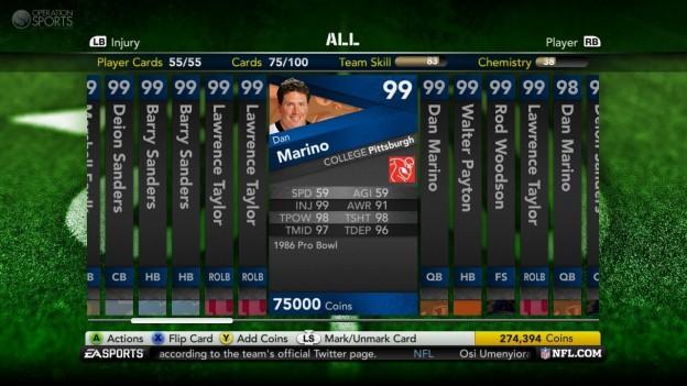 Madden NFL 12 Screenshot #181 for PS3