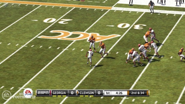 NCAA Football 12 Screenshot #312 for Xbox 360