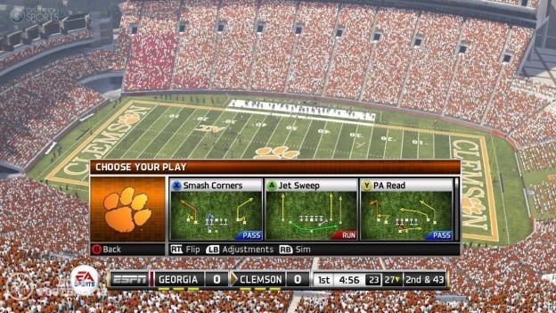 NCAA Football 12 Screenshot #313 for Xbox 360