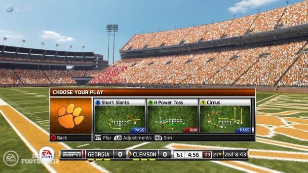 NCAA Football 12 Screenshot #314 for Xbox 360