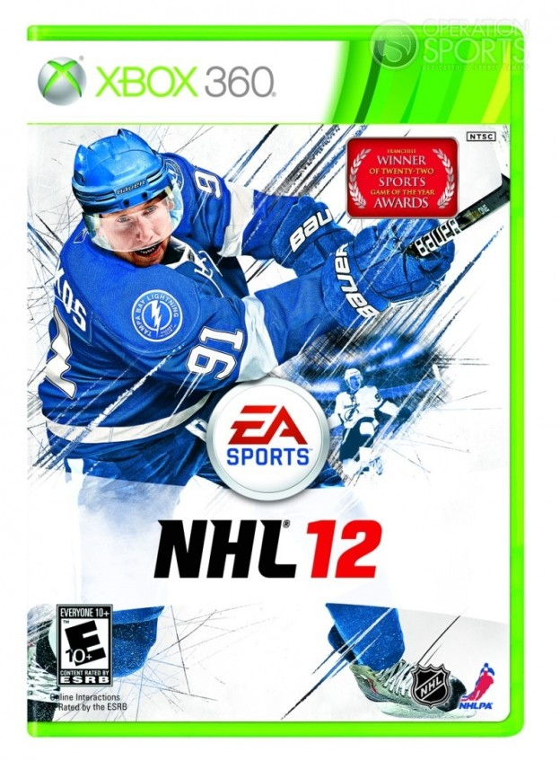 NHL 12 Screenshot #13 for Xbox 360