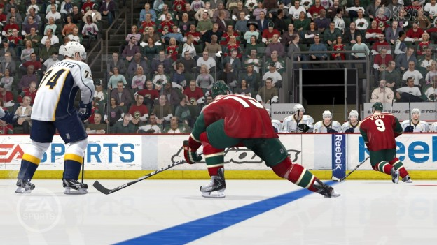 NHL 12 Screenshot #14 for Xbox 360